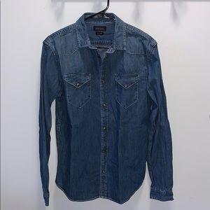 Zara Slim Fit Western Shirt